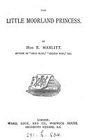 The little moorland princess  by E  Marlitt PDF