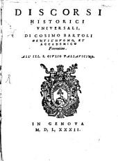 Discorsi historici universali
