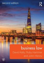 Business Law: Edition 2