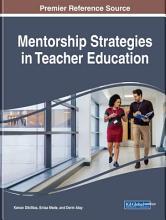 Mentorship Strategies in Teacher Education PDF