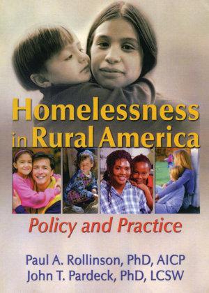 Homelessness in Rural America PDF