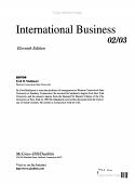 International Business 02 03