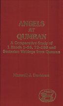 Angels at Qumran