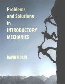 Problems and Solutions in Introductory Mechanics Book