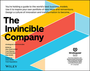 The Invincible Company Book