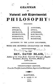 A Grammar of Natural and Experimental Philosophy ...: With One Hundred Engravings on Wood