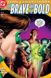Flash & Green Lantern: The Brave & The Bold (1999-) #5