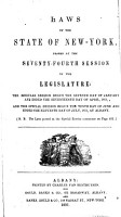 Laws of the State of New York PDF