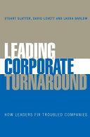 Leading Corporate Turnaround