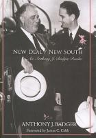 New Deal   New South PDF