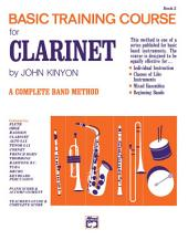 John Kinyon's Basic Training Course, Book 2: Clarinet Part