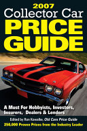 2007 Collector Car Price Guide