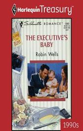 The Executive's Baby: A Single Dad Romance