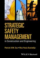 Strategic Safety Management in Construction and Engineering PDF