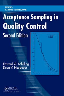 Acceptance Sampling in Quality Control  Second Edition PDF