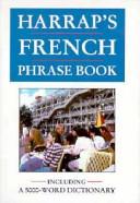 Harrap's French Phrase Book