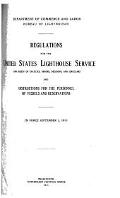 Regulations for the U.S. Lighthouse Service