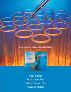 Microbiology  Pearson New International Edition Book