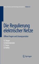 Die Regulierung elektrischer Netze: Offene Fragen und Lösungsansätze
