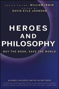 Heroes and Philosophy Book