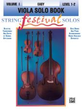 String Festival Solos - Viola, Easy, Volume I: Viola Solos