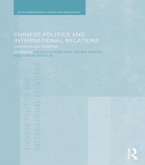 Chinese Politics and International Relations PDF