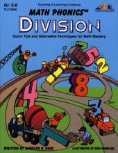 Math Phonics - Division (ENHANCED eBook): Quick Tips and Alternative Techniques for Math Mastery