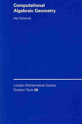 Computational Algebraic Geometry PDF
