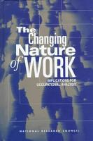 The Changing Nature of Work PDF