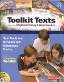 Toolkit Texts Grades 4 5