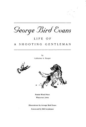 George Bird Evans