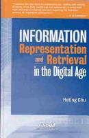 Information Representation and Retrieval in the Digital Age PDF