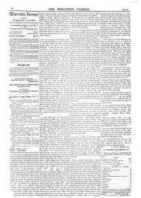 The Wisconsin Farmer PDF