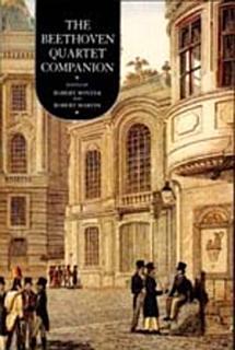 The Beethoven Quartet Companion Book