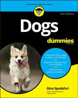 Dogs For Dummies PDF