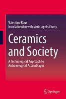 Ceramics and Society PDF