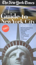 The New York Times Guide to New York City 2003