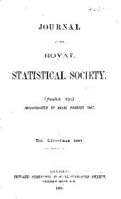 Journal of the Royal Statistical Society: Volume 52