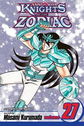 Knights of the Zodiac (Saint Seiya), Vol. 27: Death and Sleep