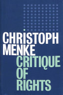 Critique of Rights PDF
