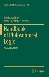 Handbook of Philosophical Logic: Volume 15, Edition 2