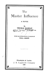 The Master Influence: A Novel