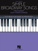 Simple Broadway Songs