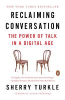 Reclaiming Conversation PDF