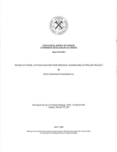 Geological Survey of Canada, Open File 3612