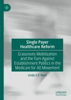 Single Payer Healthcare Reform PDF