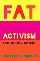 Fat Activism  Second Edition  PDF