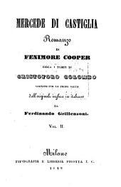 Mercede di Castiglia: Volume 2