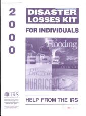 Disaster Losses Kit for Individuals