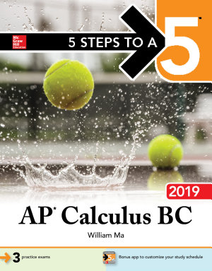 5 Steps to a 5  AP Calculus BC 2019
